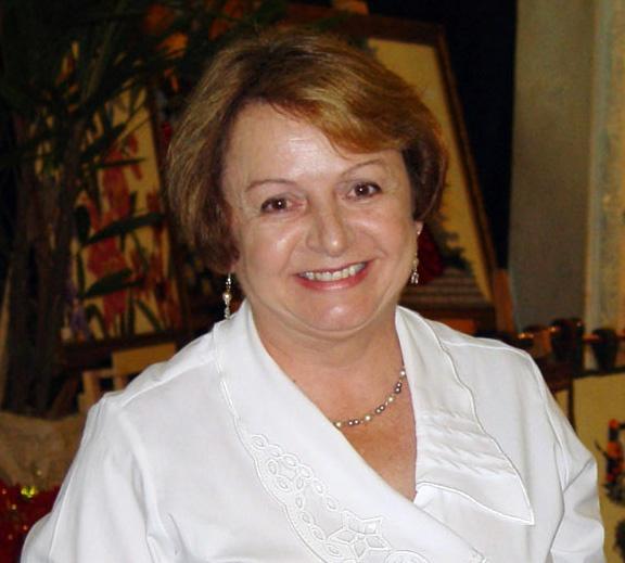 Artista Plástica Isabel Lacerda Hantschel